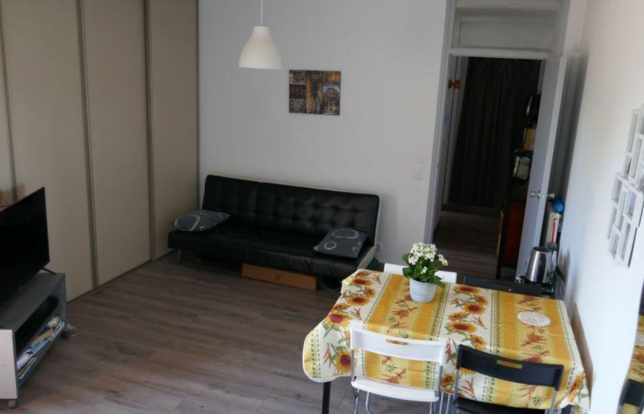 Vente studio 1 pièce 30 m² à Montpellier (34080), 89 900 €