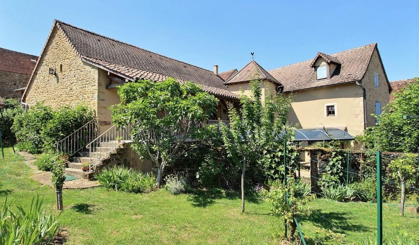 Maison avec terrasse Salornay-sur-Guye