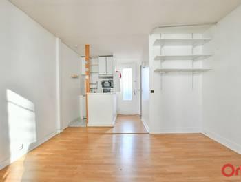 Studio 21,58 m2