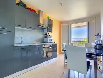Appartement 4 pièces 81,48 m2
