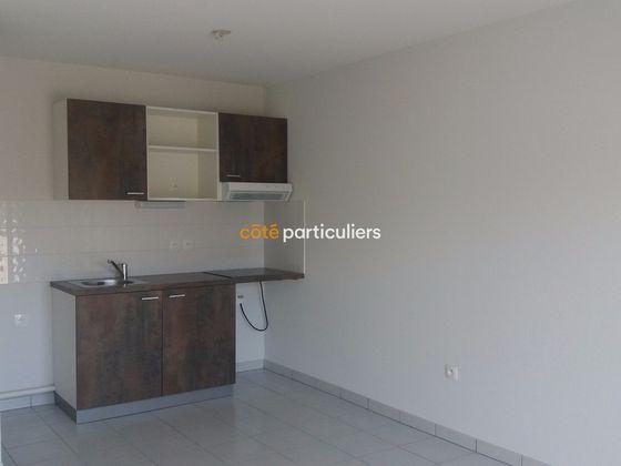 Location appartement 3 pièces 55,86 m2
