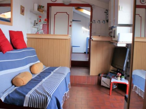 Vente appartement 3 pièces 25,81 m2