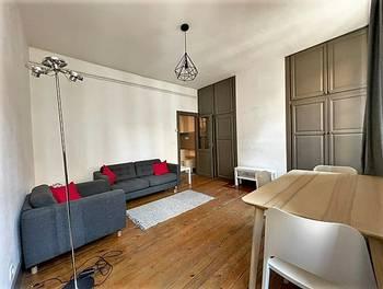 Appartement meublé 2 pièces 45,09 m2