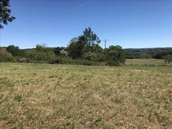 Vente terrain 1547 m2