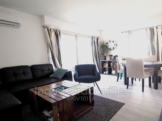 Vente appartement 2 pièces 52,03 m2