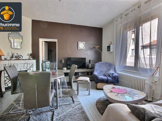 Vente maison 3 pièces 90,8 m2