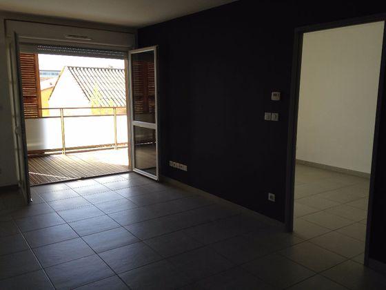 Location appartement 2 pièces 38,82 m2
