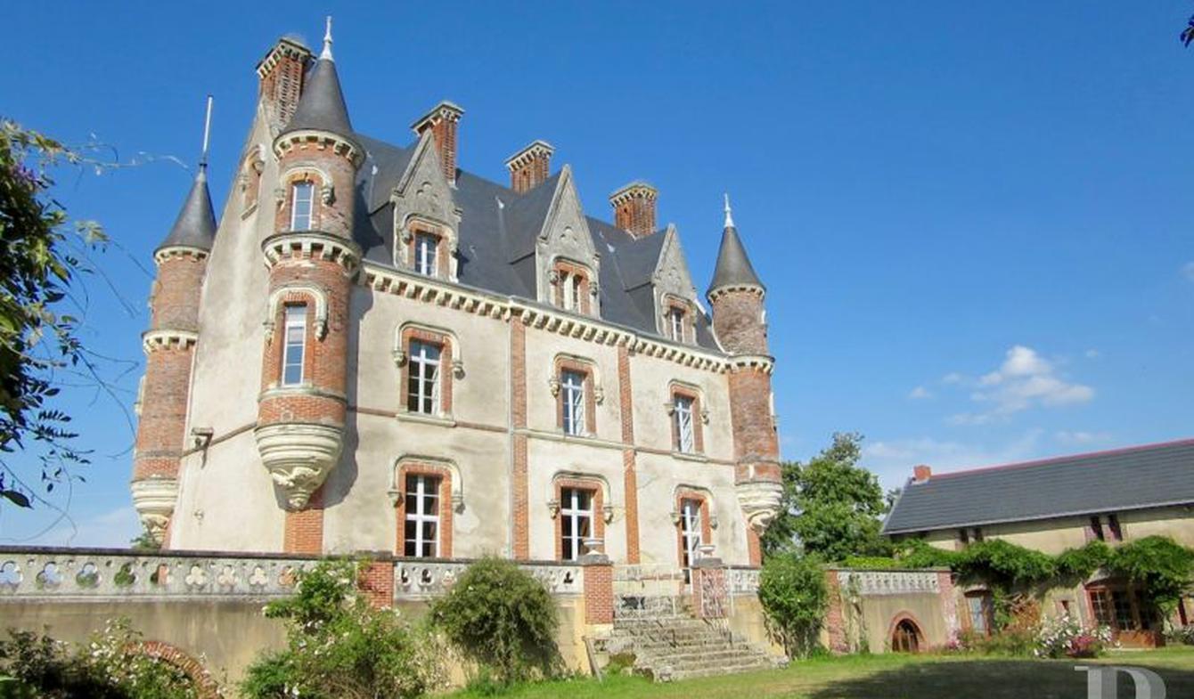 Propriété viticole Angers