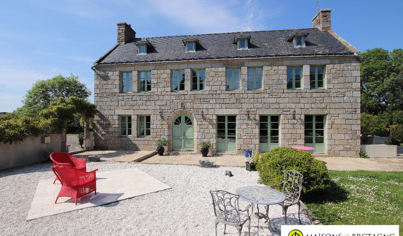 Propriété avec piscine Riec-sur-Belon