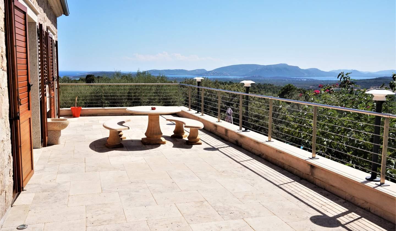 Villa avec piscine et terrasse Lecci