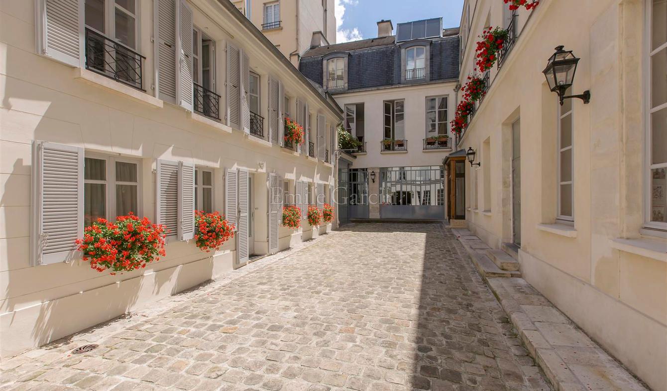 Maison Paris 6ème