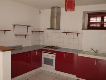 Appartement 3 pièces 81,48 m2