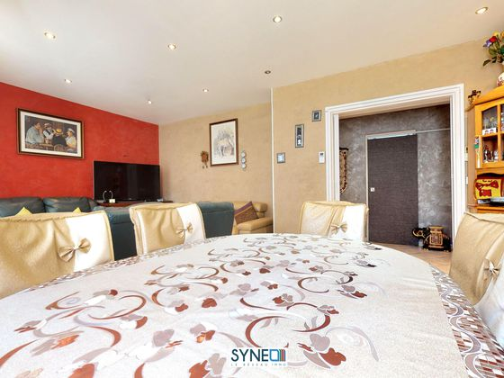 Vente appartement 4 pièces 99,81 m2