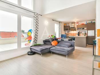 Appartement 3 pièces 64,08 m2
