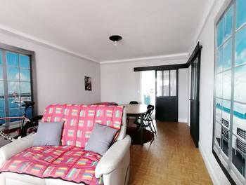 Appartement 3 pièces 69,75 m2