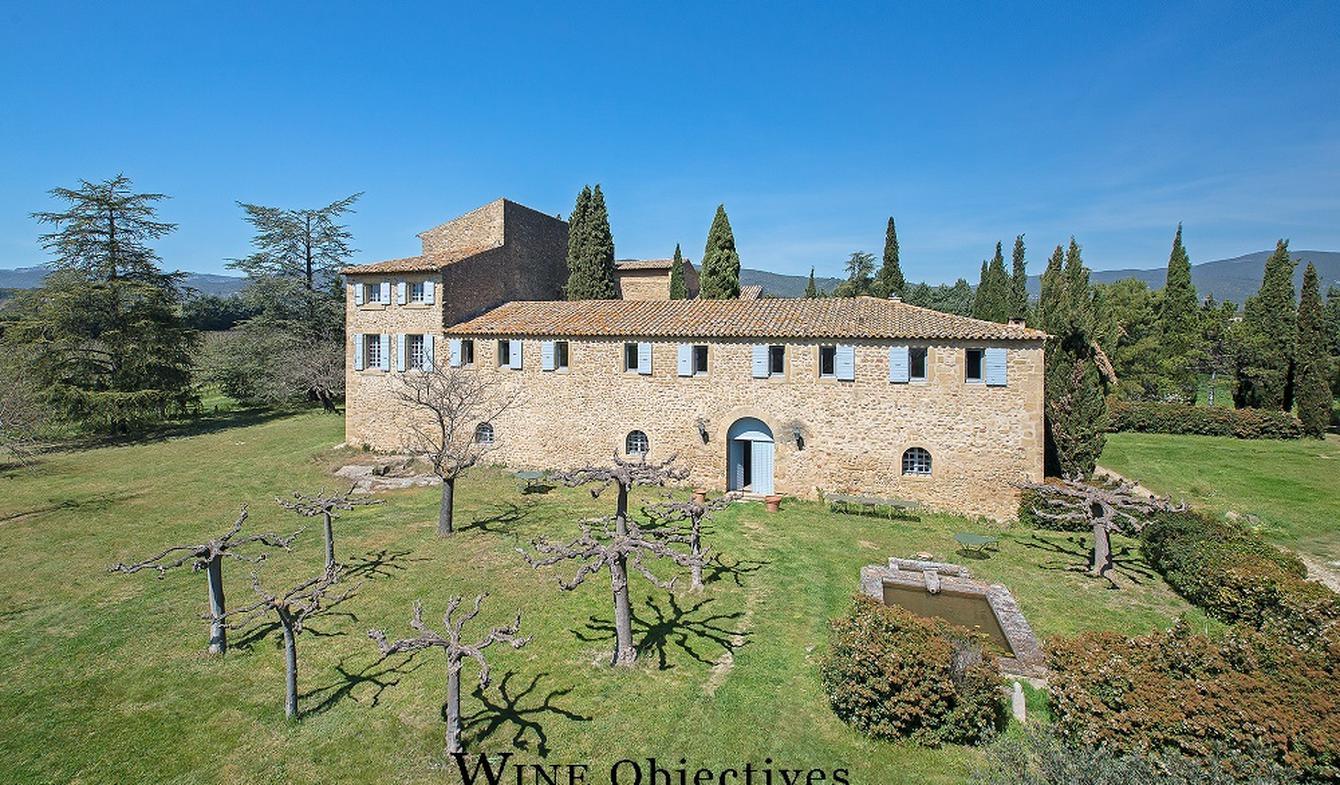 Vignoble avec dépendances Aix-en-Provence