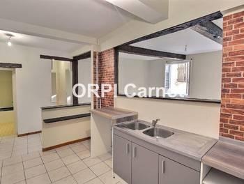 Appartement 3 pièces 63,2 m2