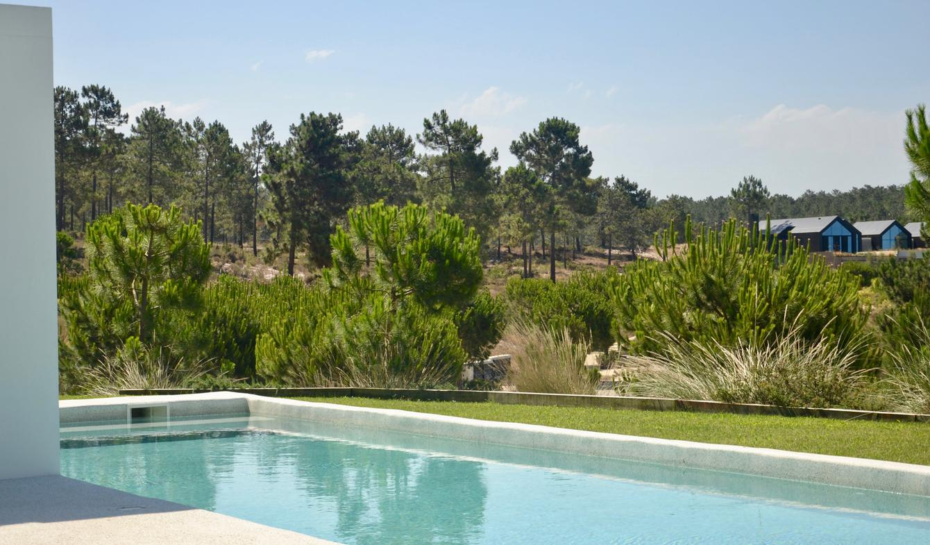 Villa avec piscine Lagoa Travessa