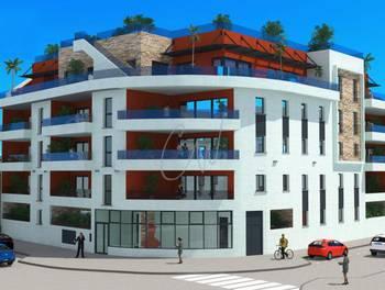 Appartement 2 pièces 43,37 m2