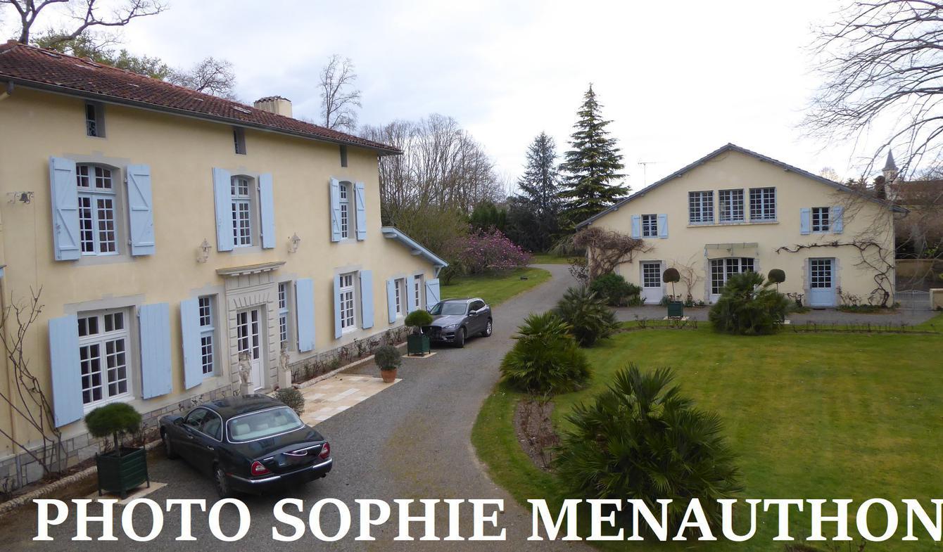 Propriété avec piscine Préchacq-les-Bains
