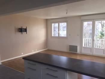 Appartement 2 pièces 58,88 m2