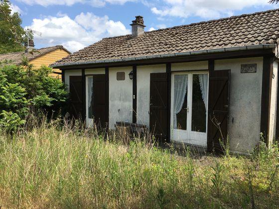 Vente maison 2 pièces 39,39 m2