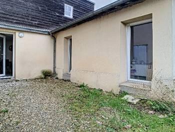 Appartement 2 pièces 47,34 m2