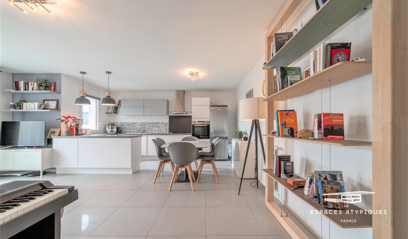 Appartement avec terrasse Metz-Tessy