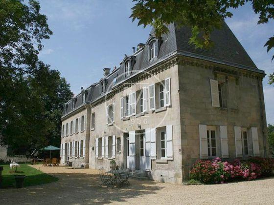 Vente château 14 pièces 515 m2