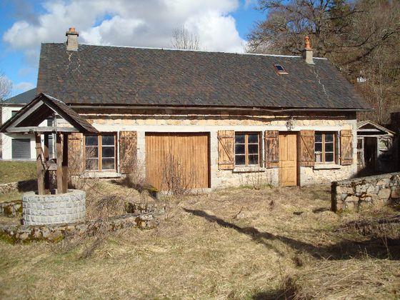 Vente maison 1 pièce 80 m2