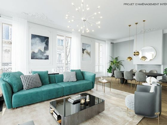 Vente appartement 8 pièces 234,94 m2