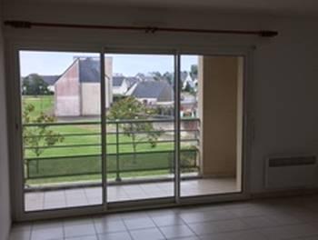 Appartement 3 pièces 51,9 m2