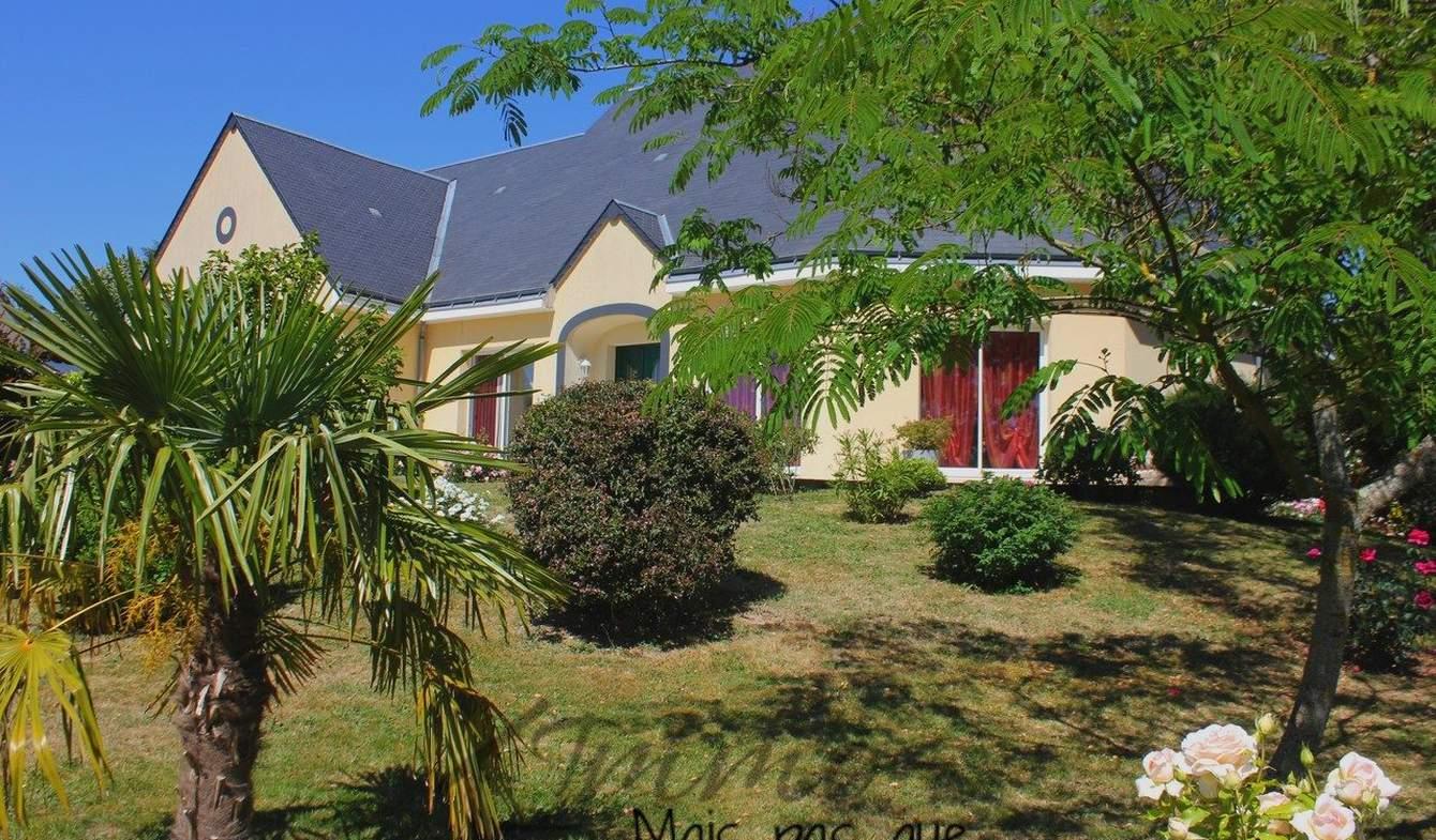 Maison avec terrasse Luceau