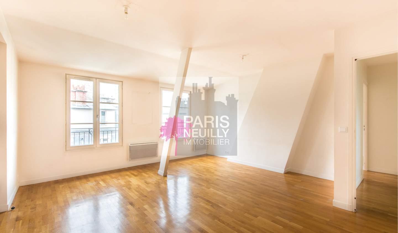 Appartement Paris 17ème
