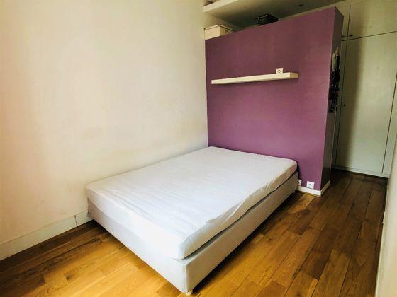 Location appartement meublé 2 pièces 40,58 m2
