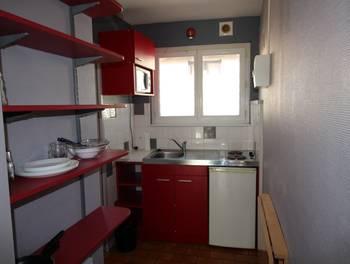 Studio meublé 19,4 m2