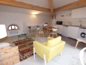 Appartement meublé 3 pièces 68,5 m2