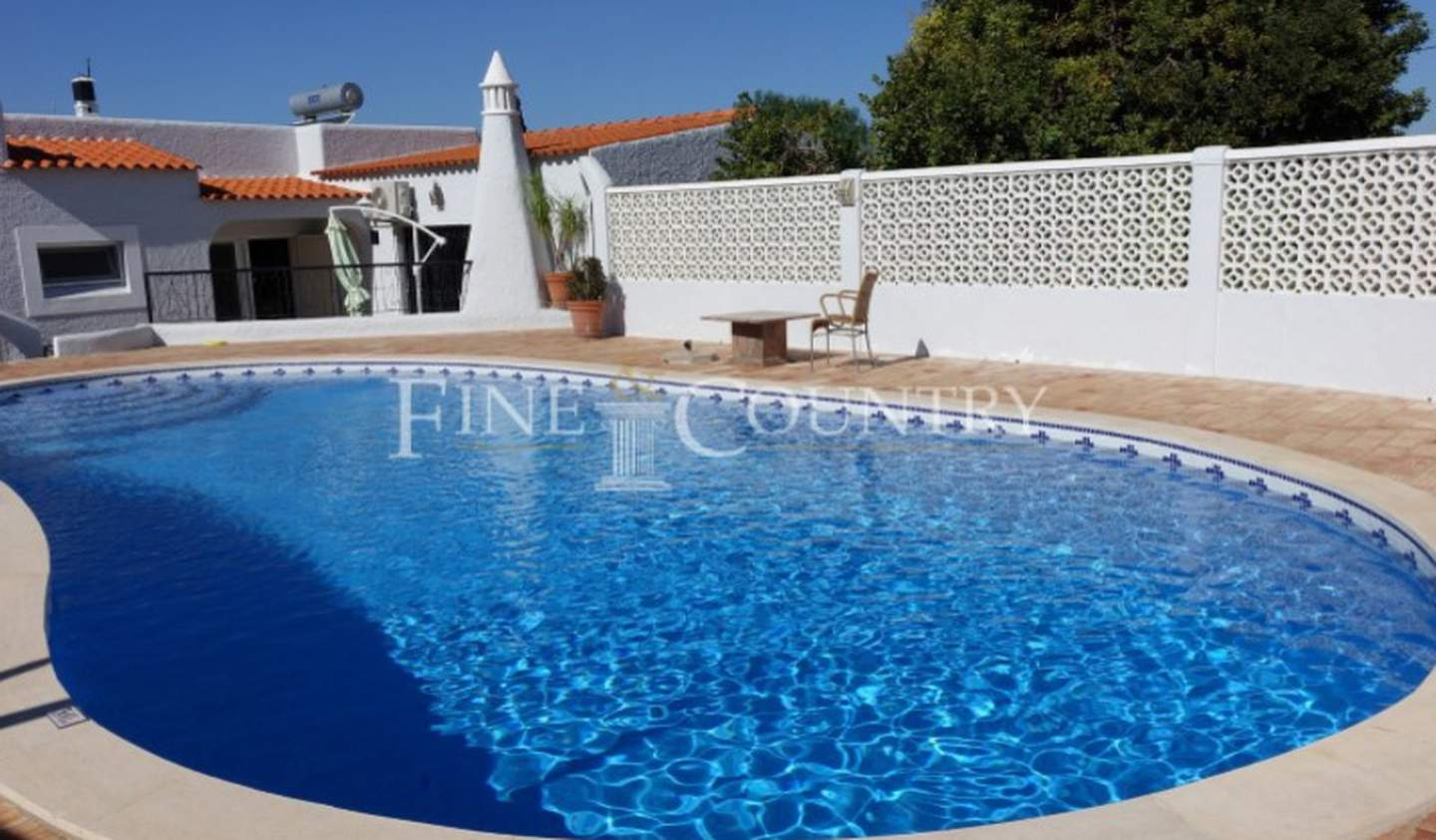 Villa with garden and terrace Lagoa