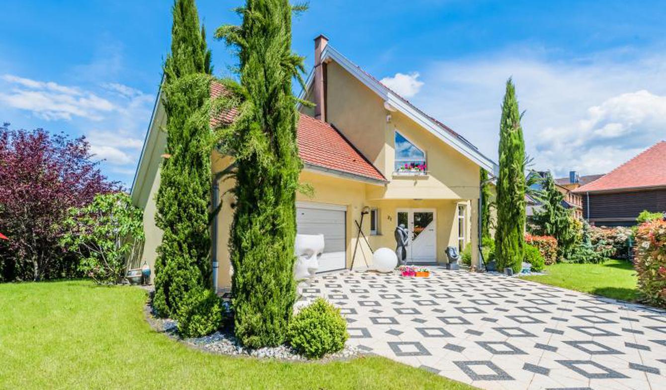 Maison avec piscine et terrasse Obernai