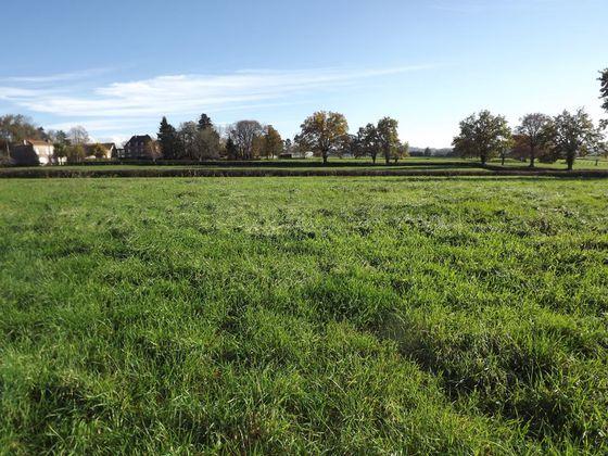 Vente terrain 1725 m2