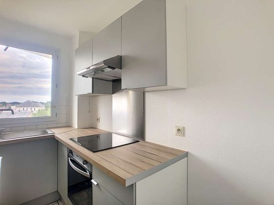 Location appartement 2 pièces 47,02 m2