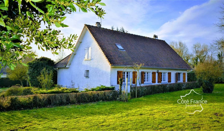 Villa avec terrasse Saint-Valery-sur-Somme