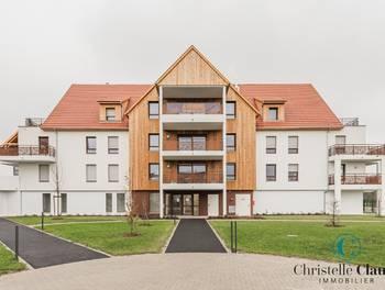 Appartement 2 pièces 54,9 m2