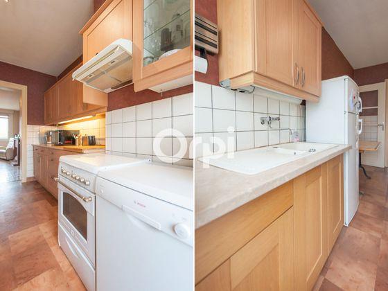 Vente appartement 4 pièces 81,32 m2