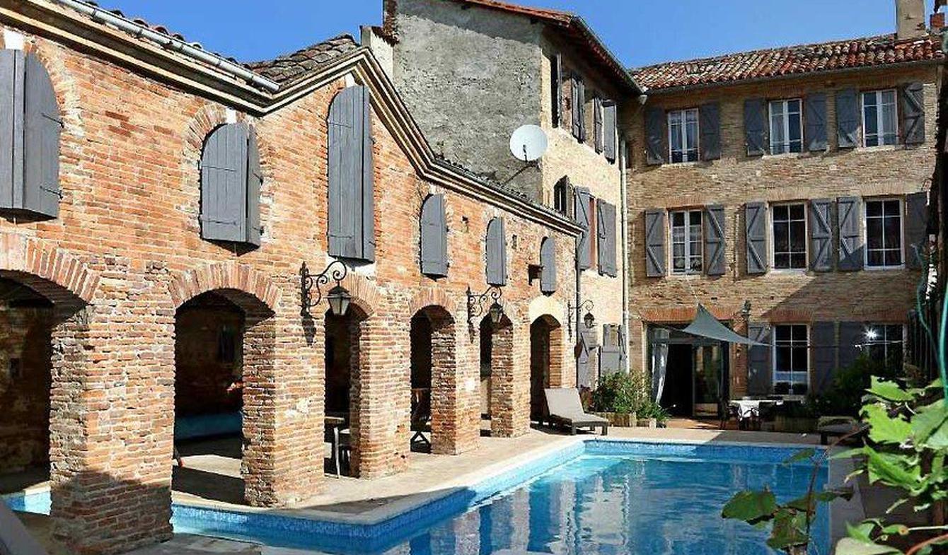 Maison avec piscine et terrasse Gaillac