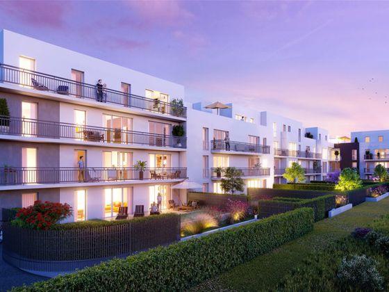 Vente appartement 2 pièces 41,91 m2