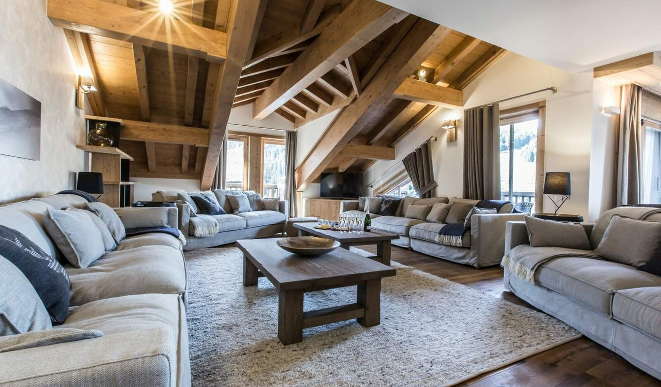 Contemporary apartment Val-d'isere