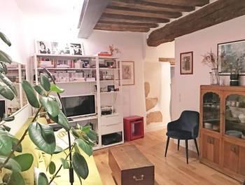 Appartement meublé 2 pièces 36,13 m2