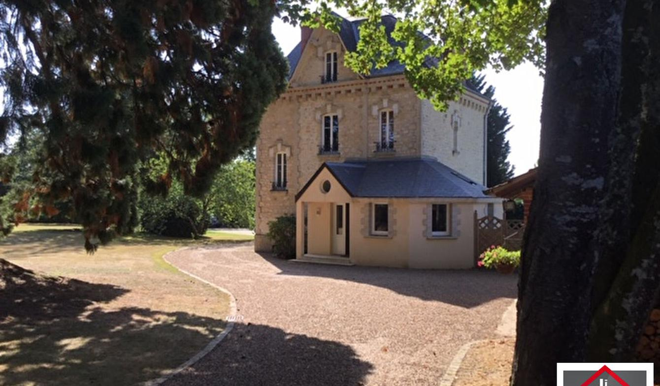 Maison avec piscine et terrasse Alençon