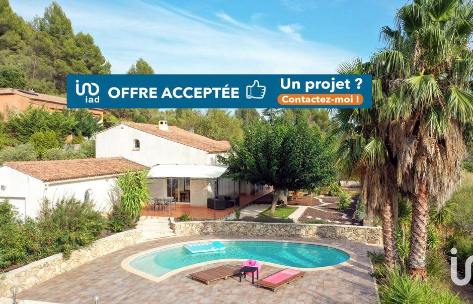 Vente maison 5 pièces 174 m² à Puget-Ville (83390), 575 000 €